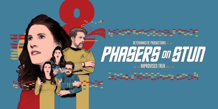 Phasers on stun improv